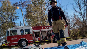 join volunteer firefighter union fire protection district
