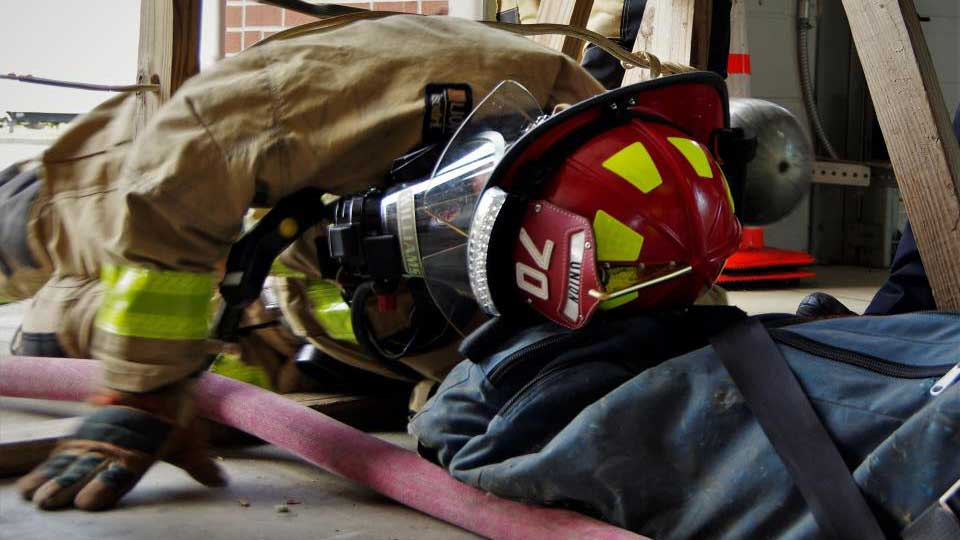 union fire protection district join training