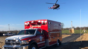 union fire protection district kentucky ems