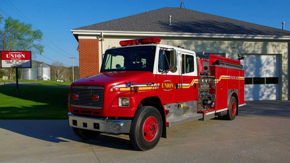 union fire protection district station 72