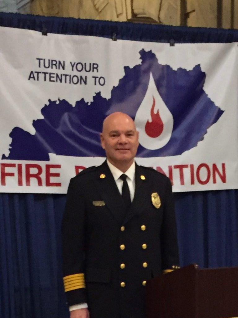 Chief Michael Morgan